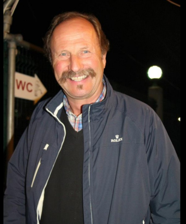 Skipper der ACCAPULCO ist Günther