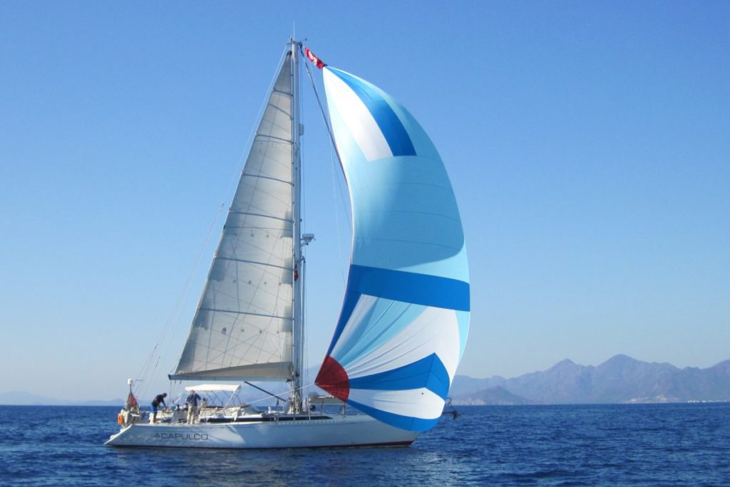 Spinnaker Accapulco