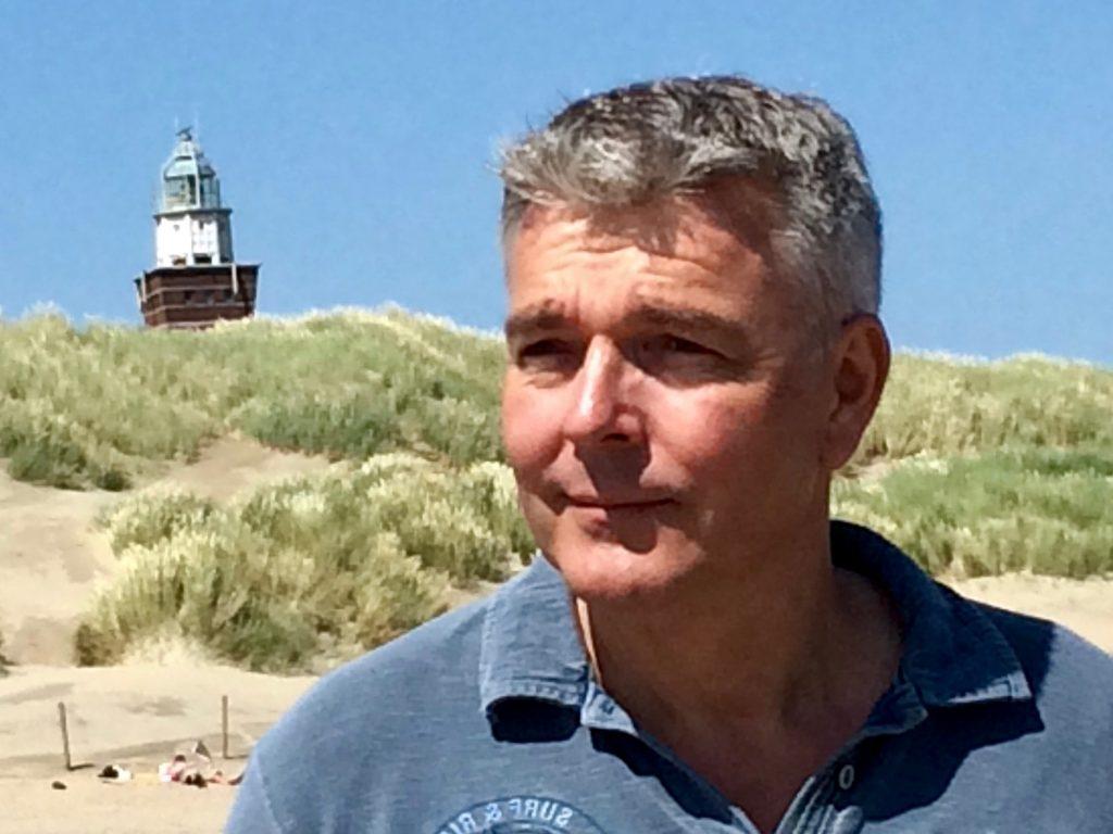 Das Bild zeigt Björn Koch von der Firma viel-wasserurlaub